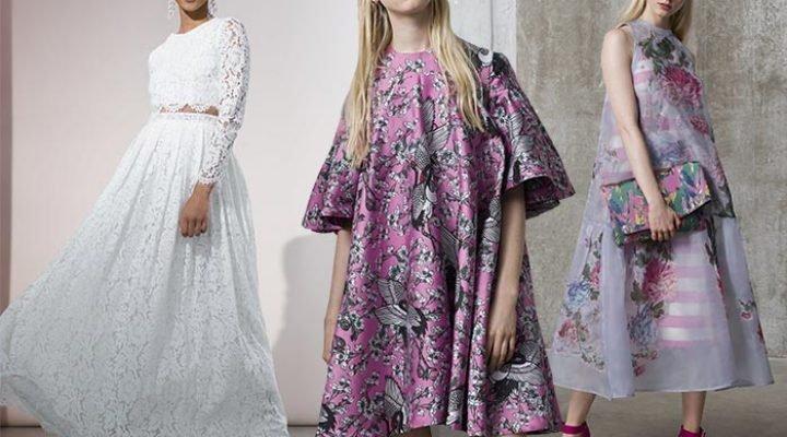 Colecția de rochii de mireasă Asos pentru primăvara/vara 2017