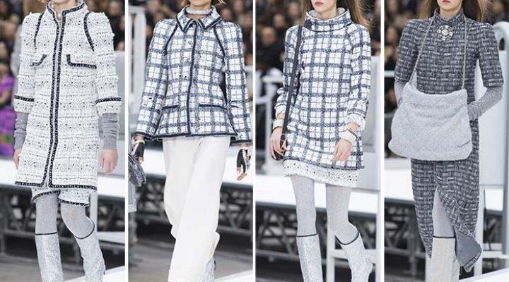 Colecția Chanel pentru toamna / iarna 2017-2018