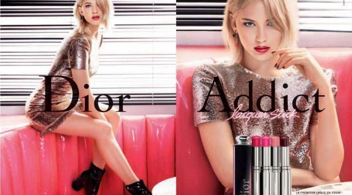Dior lansează o nouă linie de rujuri pentru primăvara 2017