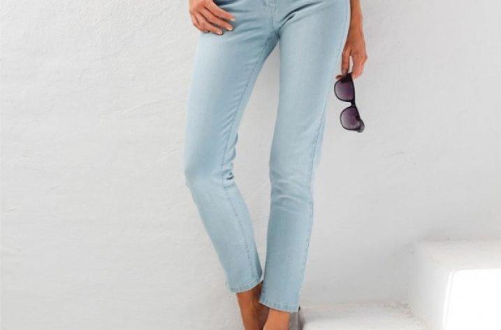 Modele de jeans dama