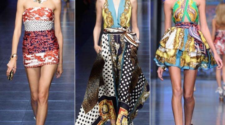 Trend alert: rochii cu imprimeuri 2017
