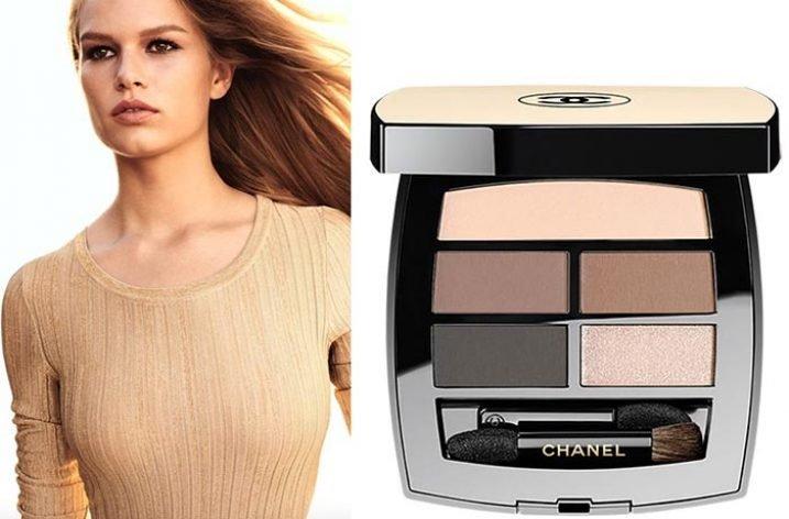 """Chanel """"Les Beiges"""", noua colecție de machiaj pentru vara 2017"""