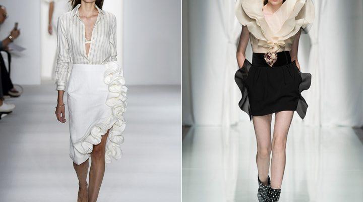 Fuste la modă în primăvara-vara 2017