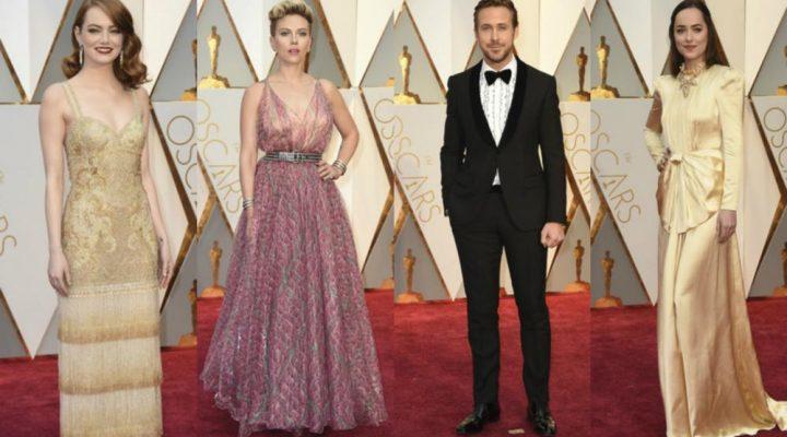 Oscar 2017: Top 5 cel mai bine îmbrăcate vedete