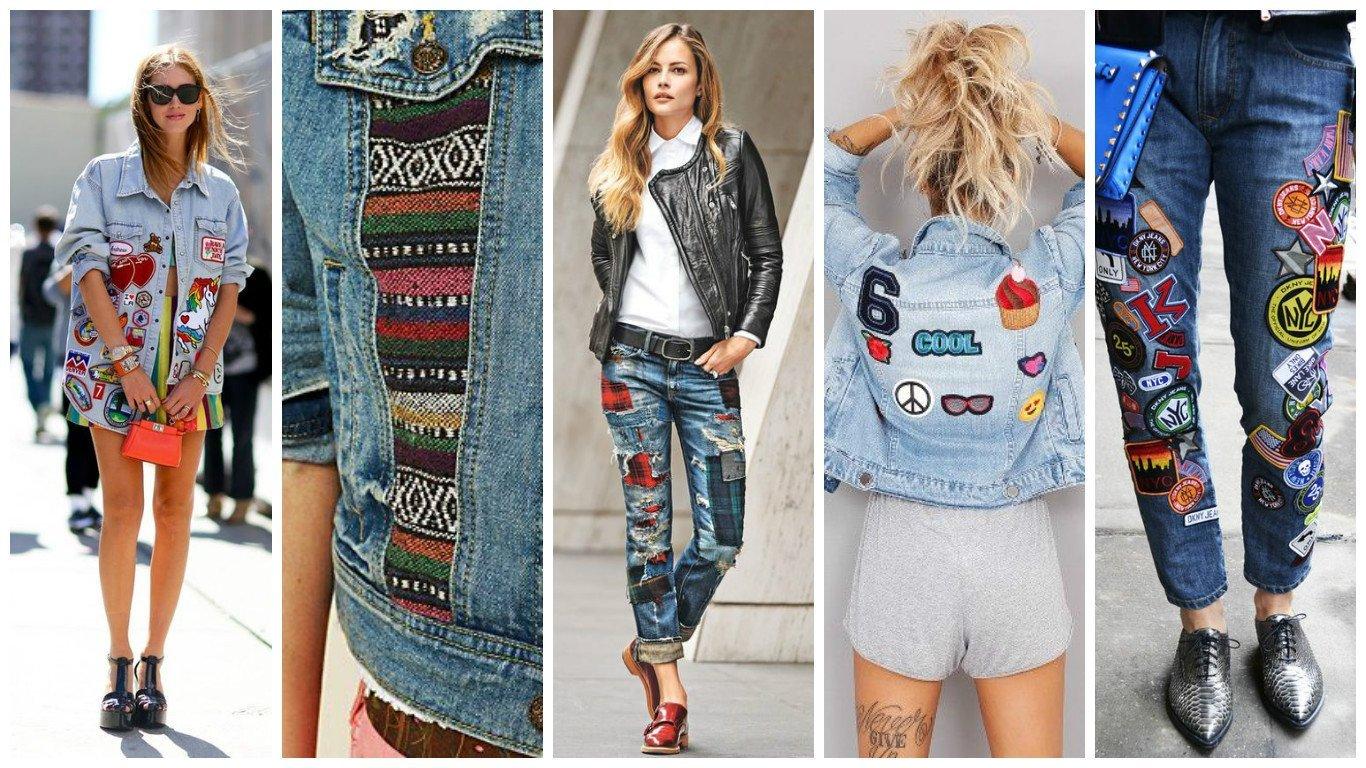 Patch-urile pe haine