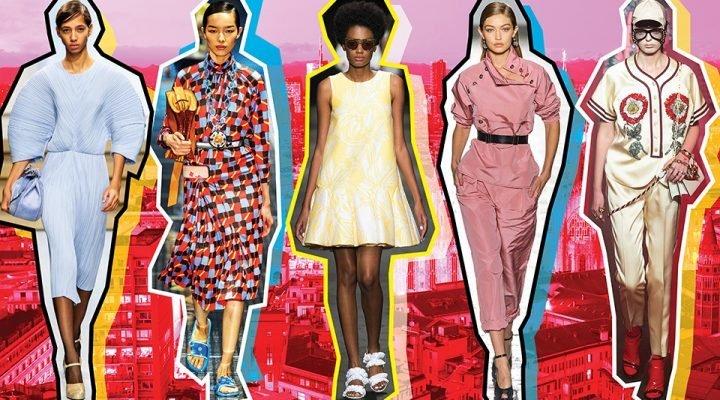 Tendințe de la Săptămâna modei de la Milano toamna 2017