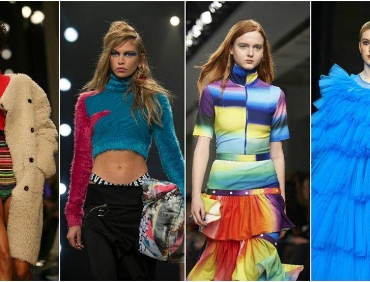Tendințe de top de la Săptămâna modei de la Londra toamna 2017