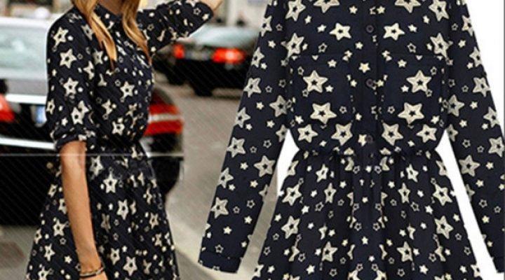 Cum să porți rochia cu imprimeuri florale