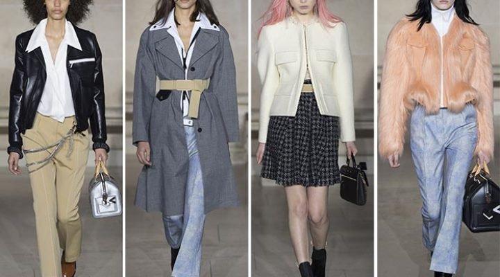 Colecția Louis Vuitton pentru toamna / iarna 2017-2018