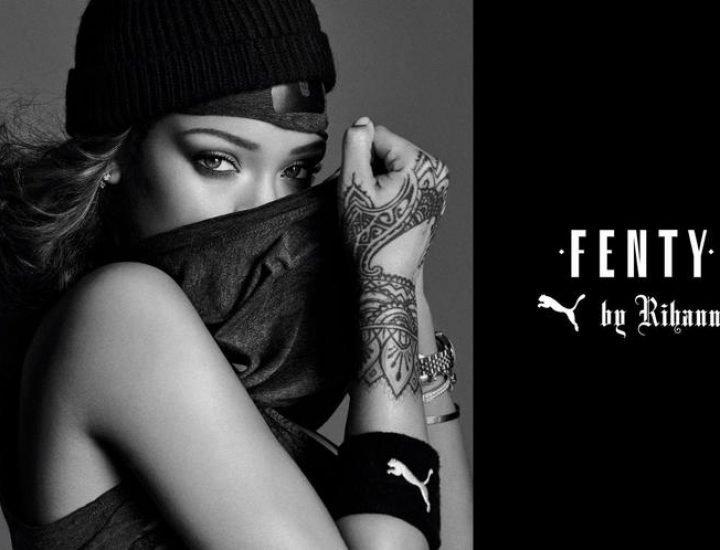 Campania Puma în colaborare cu Rihanna