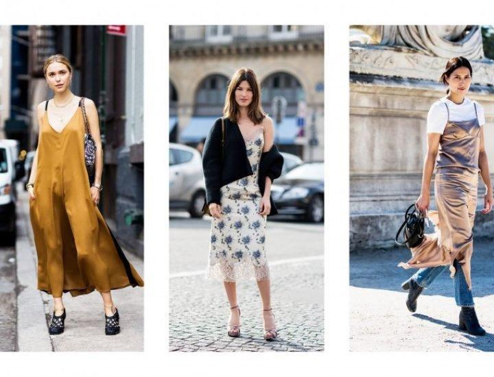 Cum să porți tendința acestui an: rochia furou