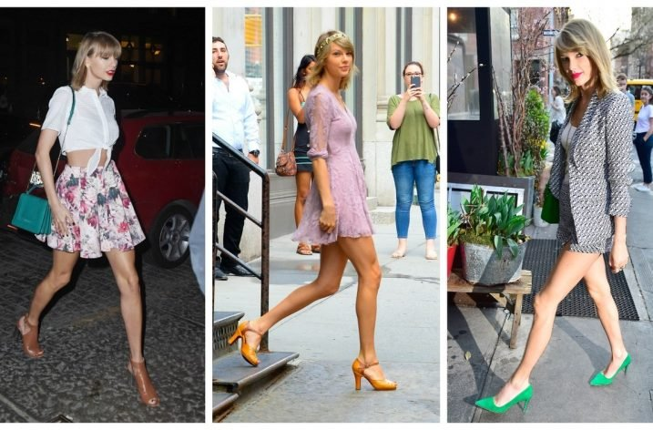 Stil de vedetă: Taylor Swift
