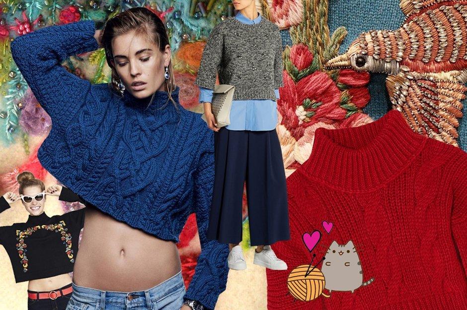 cum sa porti tricotaje
