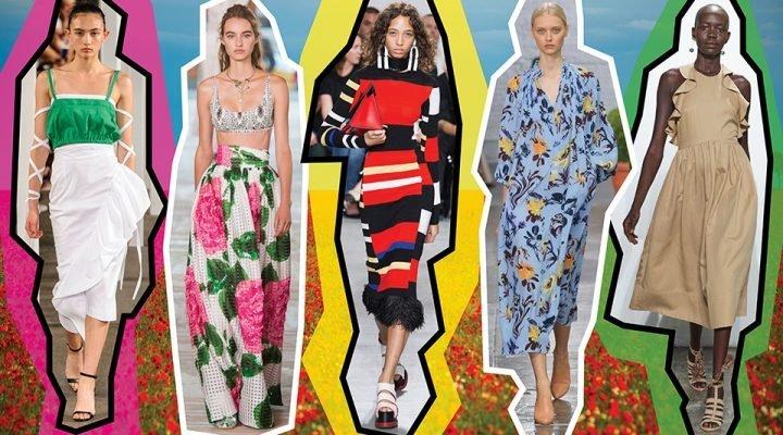 5 culori de primăvară care nu trebuie să lipsească din garderobă