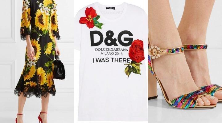 Tropico Italiano: colecția Dolce & Gabbana pentru primăvara-vara 2017