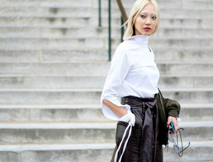 Ghid de stil: cu ce să combini hainele albe