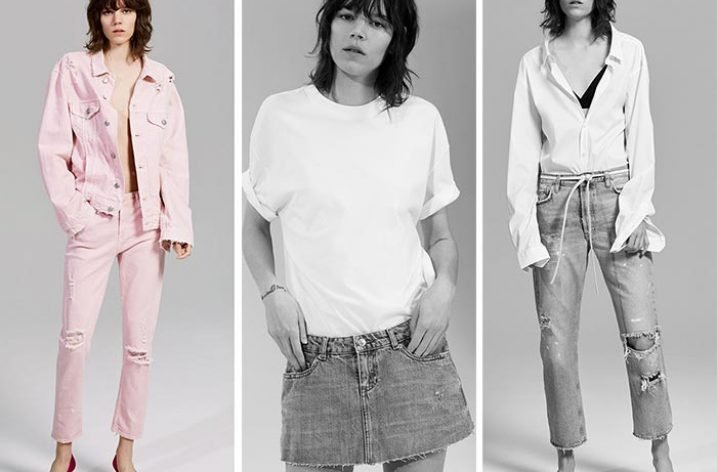 Colecția Zara pentru primăvara-vara 2017