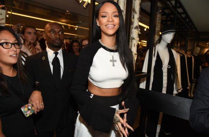 Rihanna lansează o colecție de bijuterii în colaborare cu Chopard