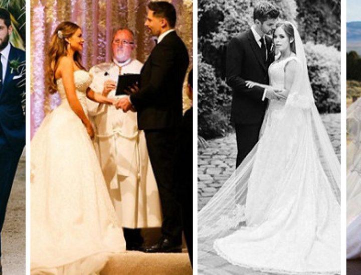 12 cele mai frumoase rochii de mireasă purtate de vedete