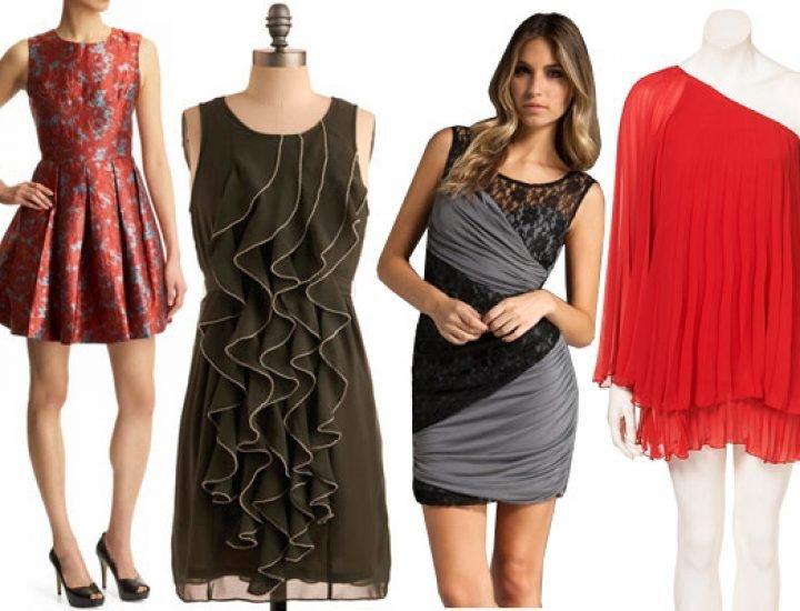 Trucuri pentru a alege rochia perfectă pentru o petrecere
