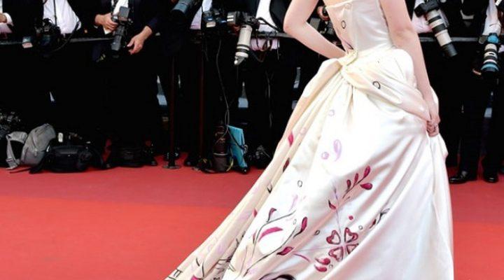 Cel mai bine îmbrăcate vedete de la Festivalul de Film de la Cannes