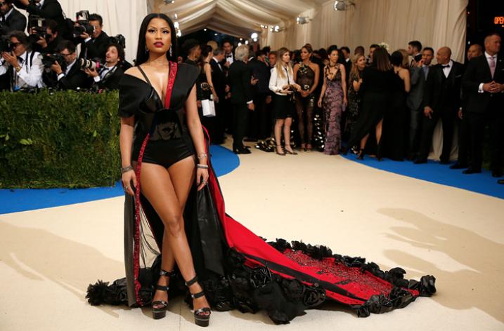 Nicki Minaj și H & M colaborează pentru o nouă colecție pentru toamna 2017