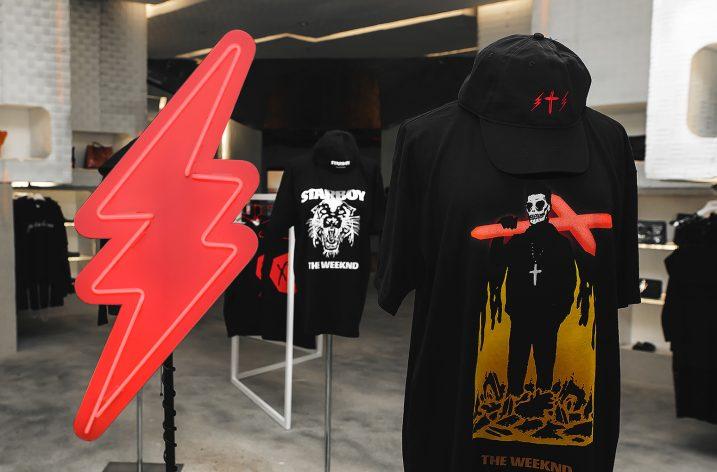 The Weeknd lansează prima linie de îmbrăcăminte numită Starboy