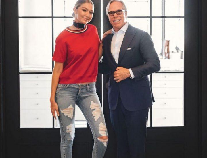 Gigi Hadid și Tommy Hilfiger – o nouă colaborare pentru colecția toamnă-iarnă 2017