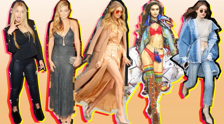 Evoluția stilului vestimentar al lui Gigi Hadid de la început până în prezent