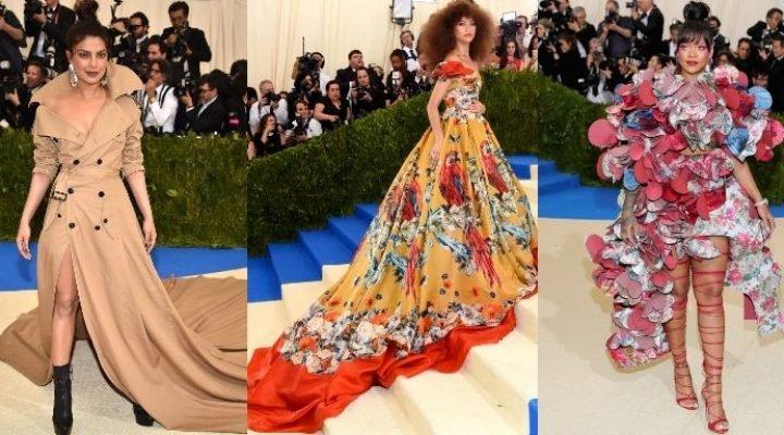 Cel mai bine îmbrăcate vedete la cel mai glamouros eveniment al anului: Met Gala 2017