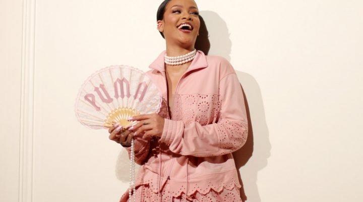 Colecția Rihanna Fenty x Puma pentru primăvara-vara 2017