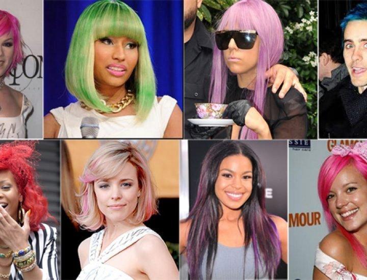 Cum să folosești spray temporar pentru colorarea părului acasă – culori la modă 2017