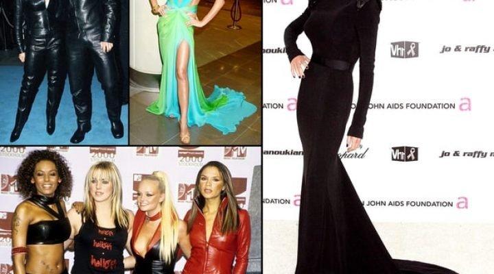 Evoluția extraordinară a stilului Victoriei Beckham, de la Spice Girls până astăzi