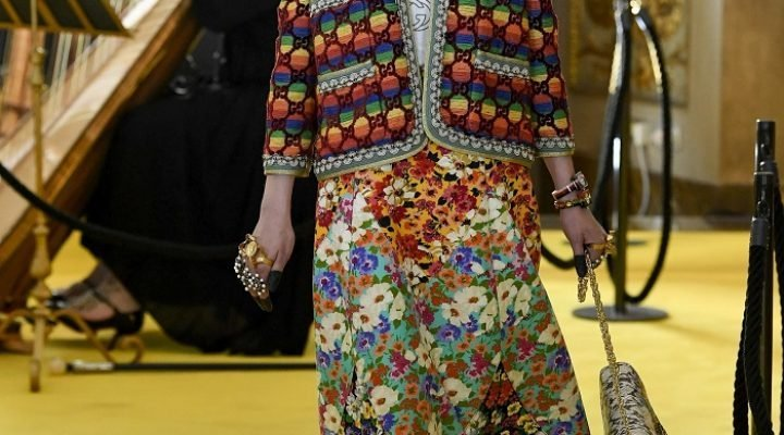 Colecția Gucci Resort 2018 prezentată în Florența