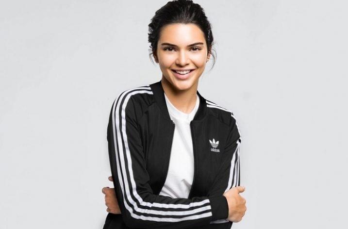 Kendall Jenner, noul ambasador Adidas