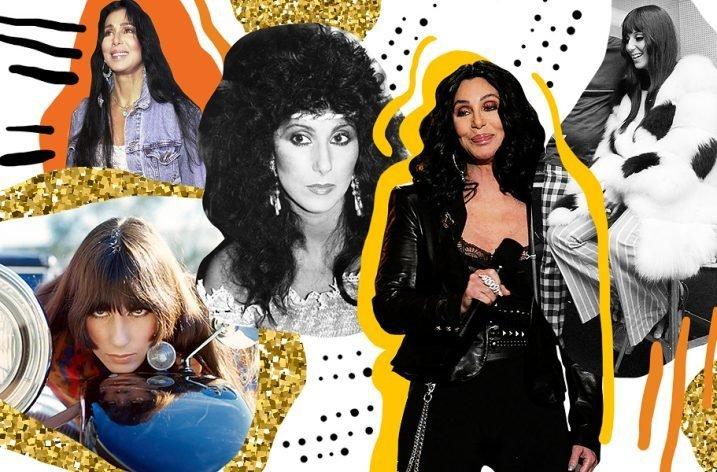 Adoptă stilul: Cher