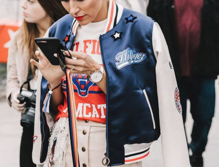 Jachete bomber la modă în primăvara 2017