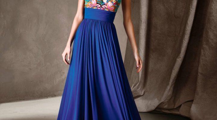 Rochii domnișoare elegante în colecția Pronovias 2017