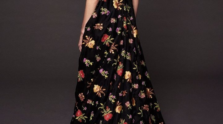 Colecția Zac Posen Resort 2018