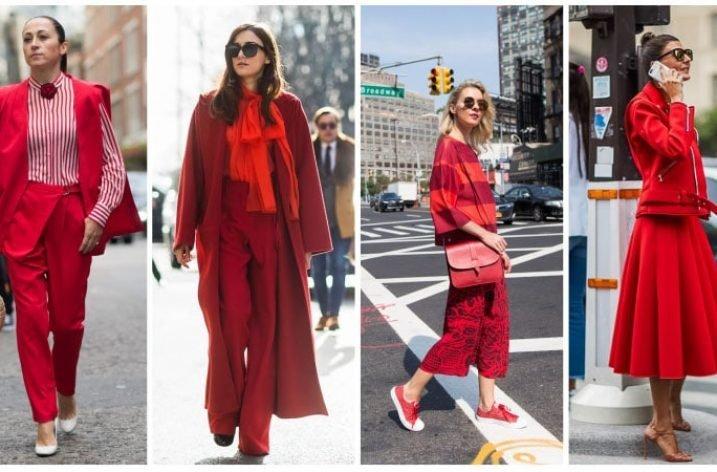 Cum să porți roșu – culoarea acestui sezon