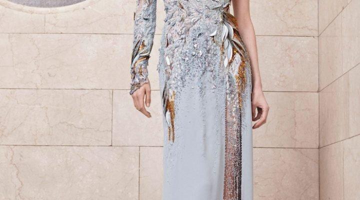 Cele mai frumoase rochii prezentate la Haute Couture Paris Fashion Week 2017