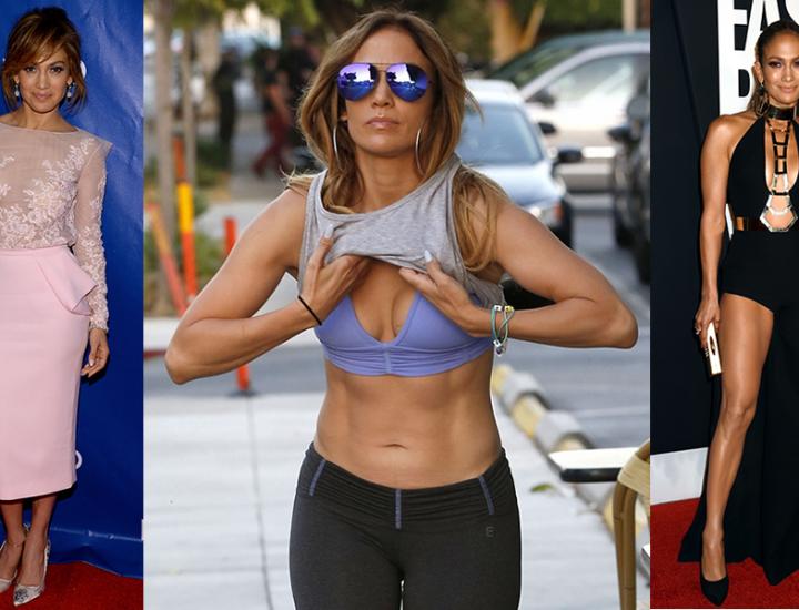 Jennifer Lopez – cele mai bune momente de modă