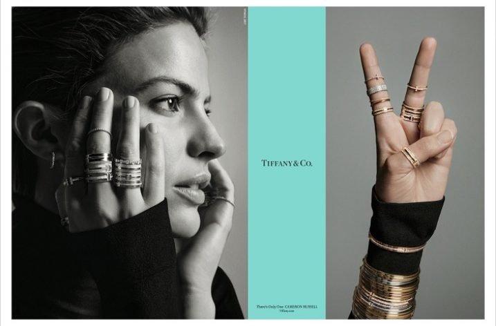 Brandul de bijuterii de lux Tiffany & Co. lansează colecția pentru toamna 2017