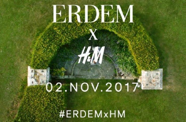 Erdem x H&M – următoarea colaborare uriașă din lumea modei
