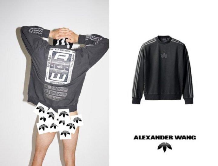 Alexander Wang și Adidas Originals lansează o nouă colecție sport