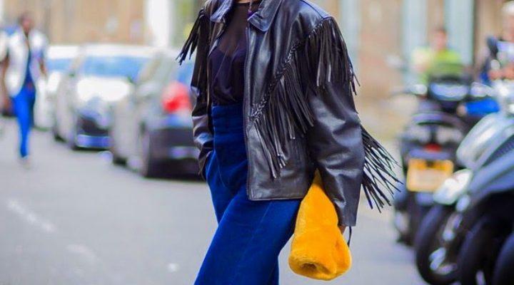 Ghid de stil: cum purtam jacheta neagra de piele