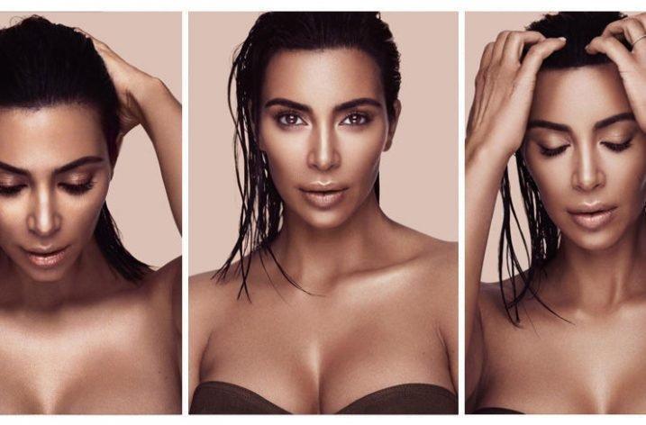 Kim Kardashian a anuntat urmatorul produs de frumusete KKW care va fi lansat