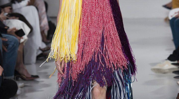 Colectia Calvin Klein pentru primavara 2018 de la New York