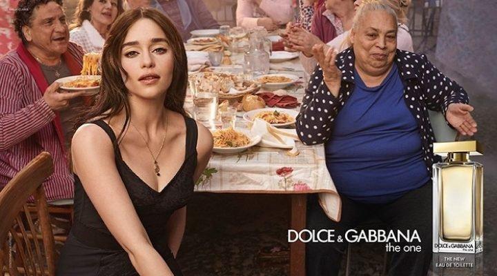 "Vedetele ""Game of Thrones"", Emilia Clarke si Kit Harington, in noua campanie Dolce & Gabbana"