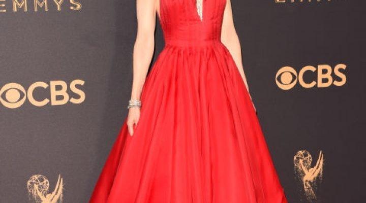 Emmy 2017: Ce au purtat vedetele pe covorul rosu
